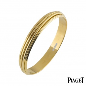 Piaget Yellow Gold Possession Bangle